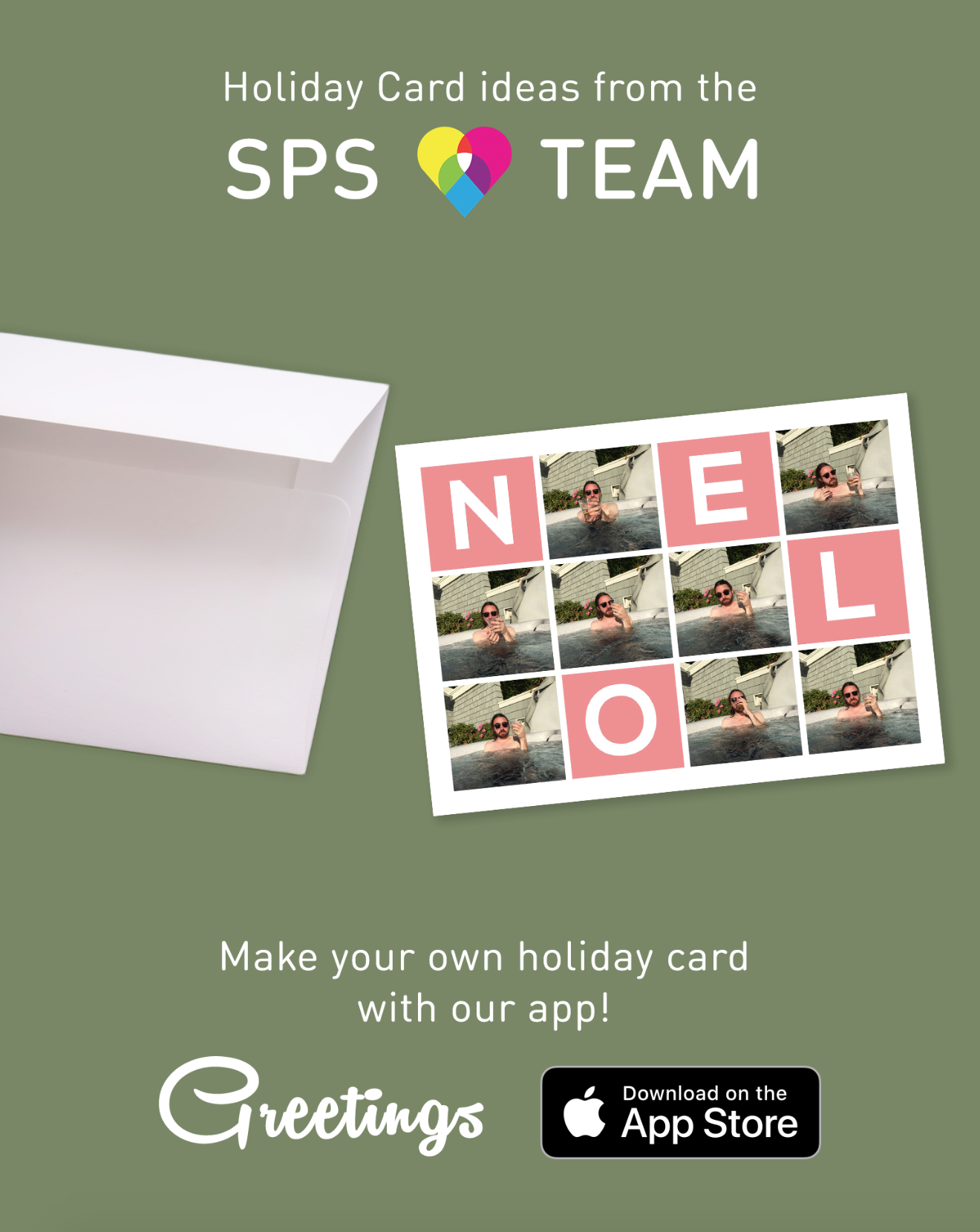 How To Print The Best Holiday Card Social Studio