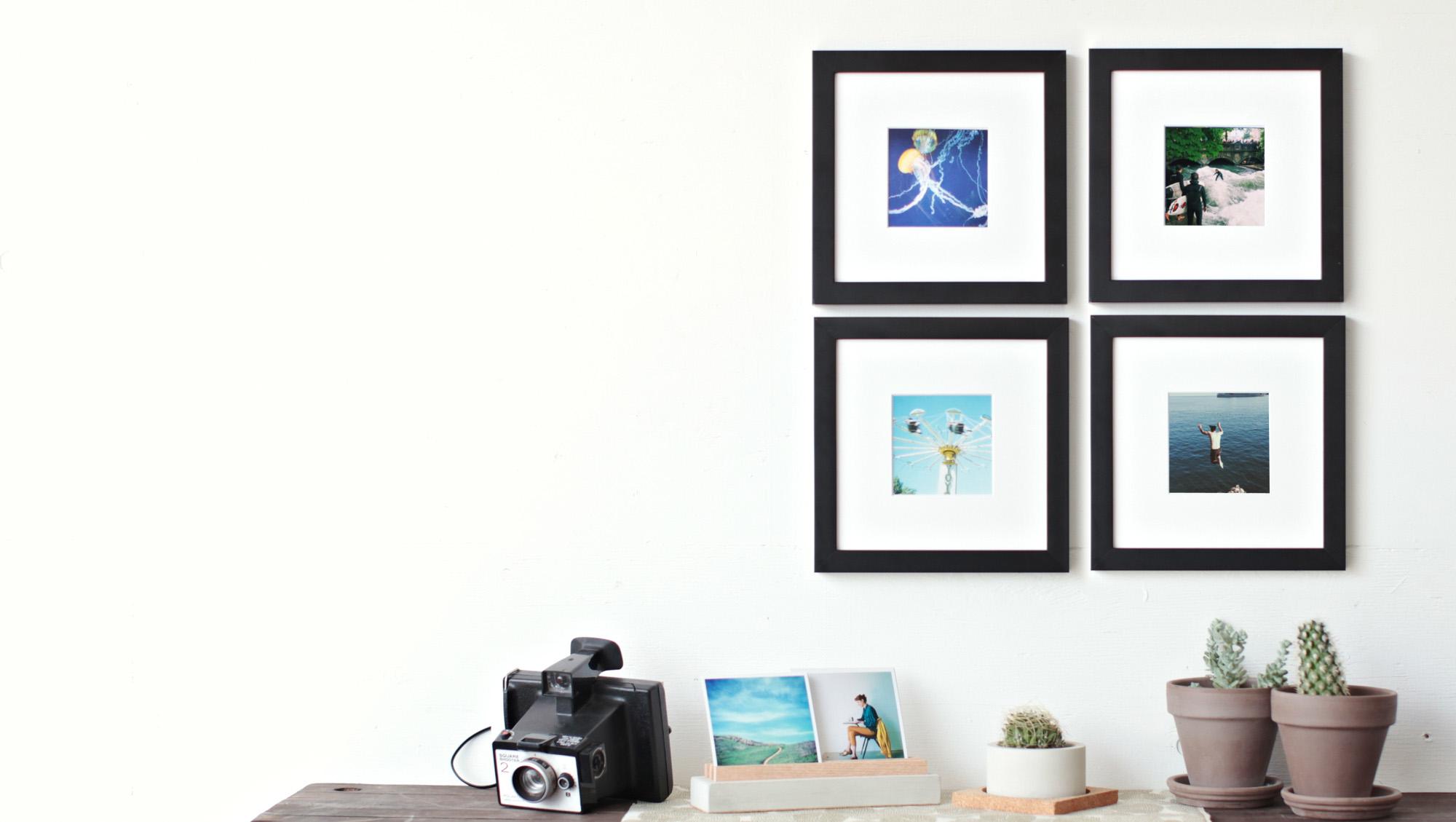 Instagram Framed Print | Social Print Studio