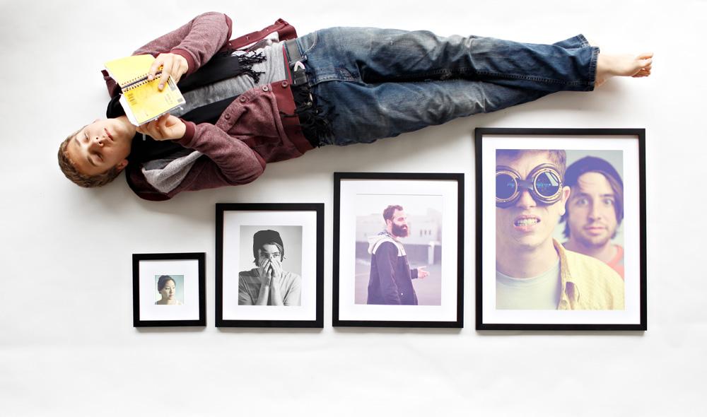Modern Framed Print | Social Print Studio