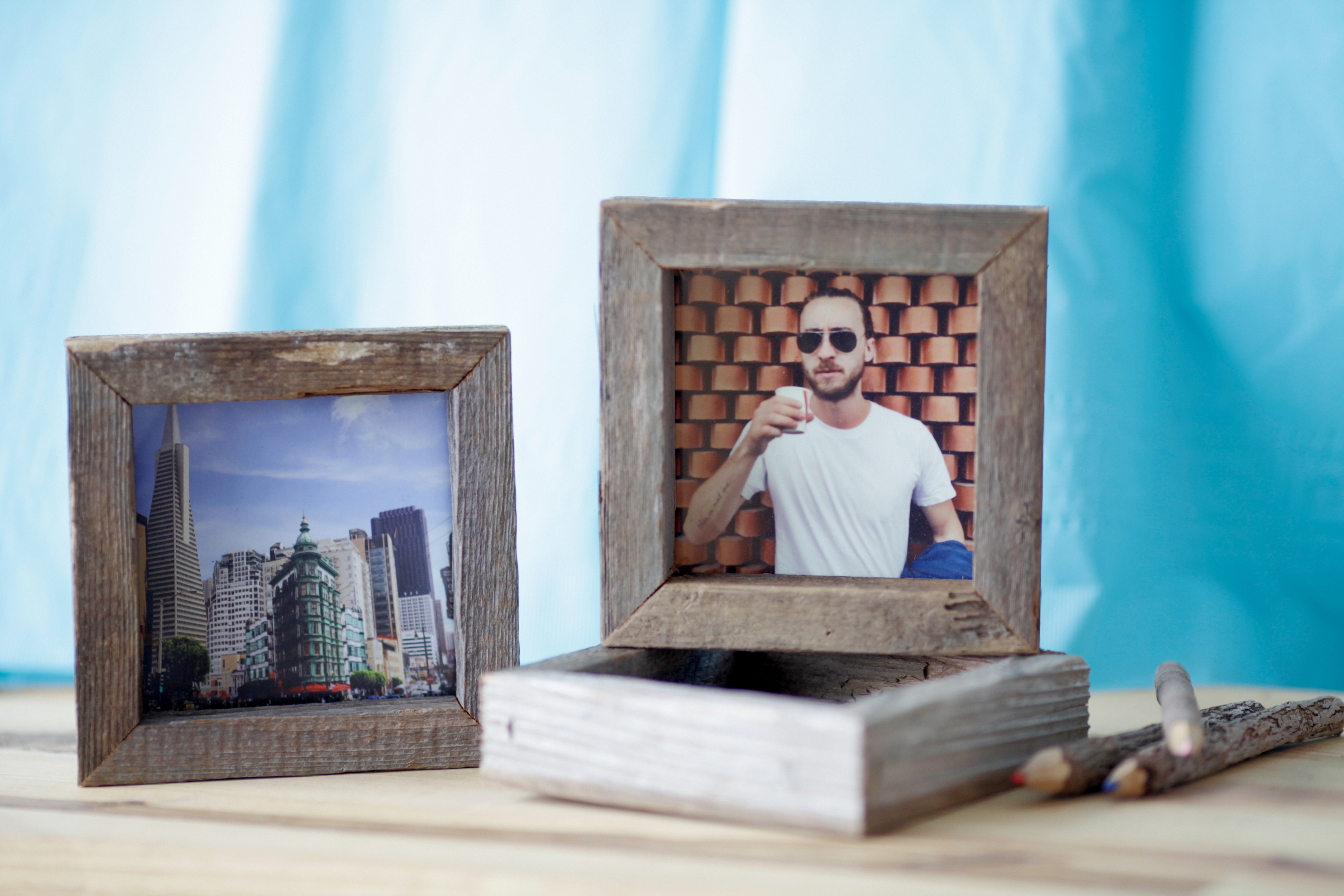 Santa Cruz Frames | Social Print Studio