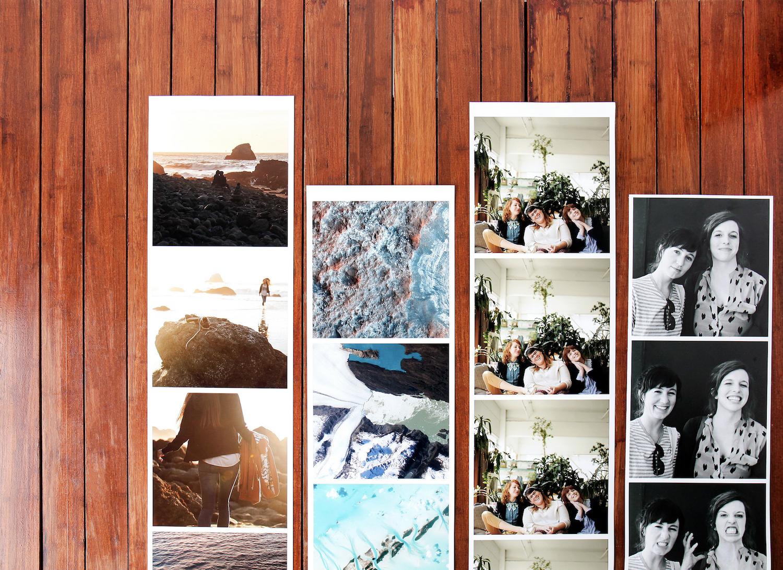Giant Photostrips Social Print Studio