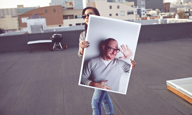 large format prints social print studio